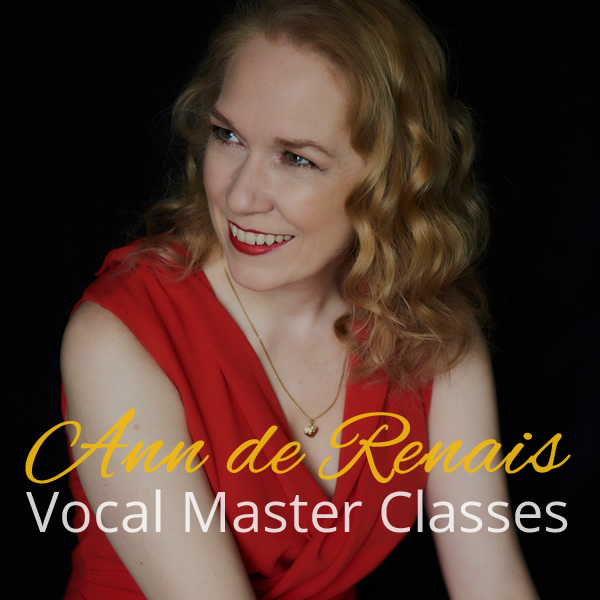 Ann De Renais master classes